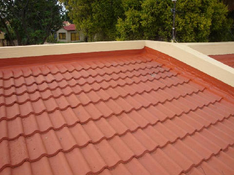 Roof Cure - Photo Gallery